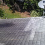 Roofs can be restored to pristine color!
